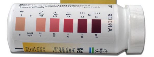 Ketosis Test Strips Colors | KetogenicDietPDF.Com